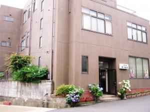 料理旅館今阪屋の外観