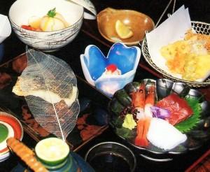 今阪屋四季の会席料理